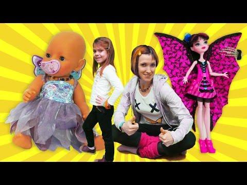 Маша Капуки Кануки и Элис выбирают АКСЕССУАРЫ для Кукол 💍 Видео с куклами для Девочек #forkids