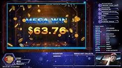 Dynamite Riches Mega Win 3 feature bonus :*