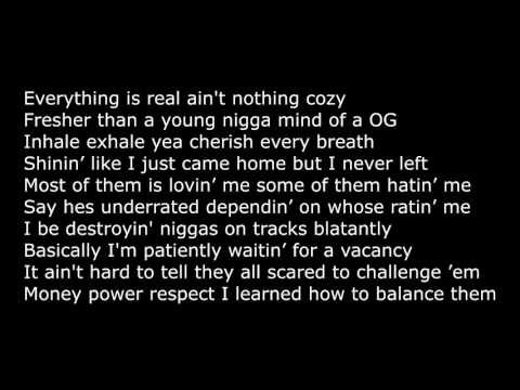 Jadakiss - Frist 48 (Lyrics)