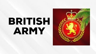 Sword Specialist British Army | ROBLOX Group