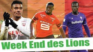 Week End des Lions: Mbaye Niang et Babacar Khouma buteurs, Santy Ngom passeur #20