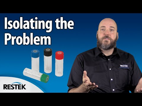 GC Troubleshooting—No Injection Instrument Blanks