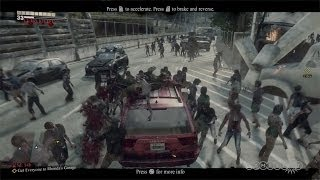 Zombie Roadkill - Dead Rising 3 Gameplay