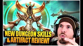 NEW Dungeon Boss Skills, Artifact Review & More (Summoners War Developer Note)