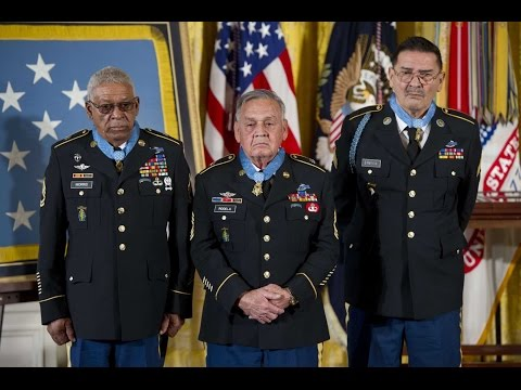 Medal of Honor Recipients (documentary)