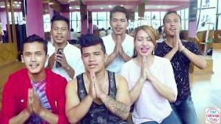 The cartoonz crew- Ramailo sajh 2074