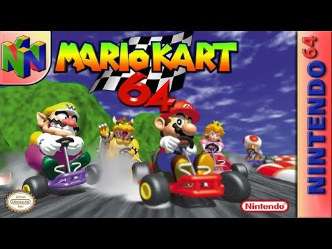 Longplay Of Mario Kart 64 Youtube