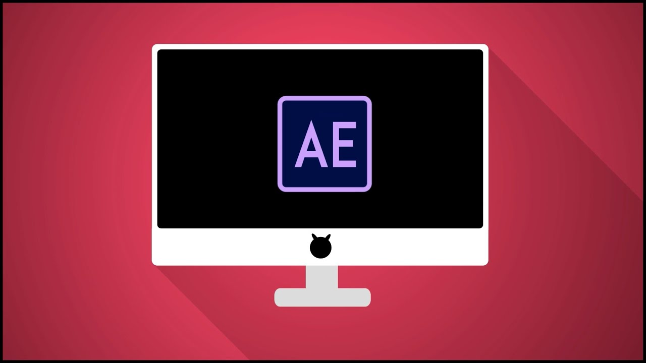 motion graphics cv - after effects