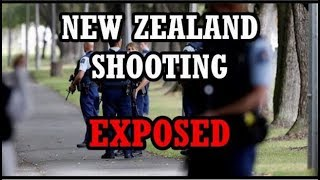 FALSE FLAG New Zealand Mosque Shooting (EXPOSED) Must Watch!
