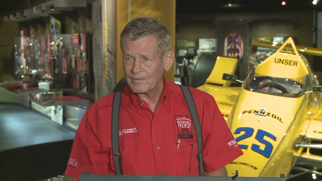 Bobby Unser, 87, Indy 500 champ in great racing family, dies ...