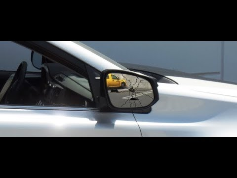 Toyota Rav4 Side Mirror Replacement Step By Drivers Penger Easy