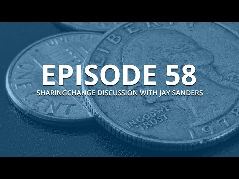 unMetered 58 - SharingChange Discussion with Jay Sanders