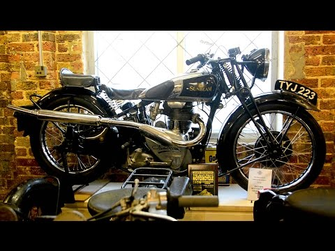 London Motorcycle Museum - Part 1 Of 3