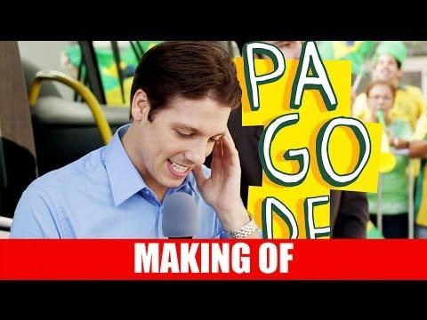 MAKING OF - PAGODE