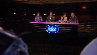 Så går det för Sebastian Walldens grupp i Chorus line - Idol 2018 - Idol Sverige (TV4)