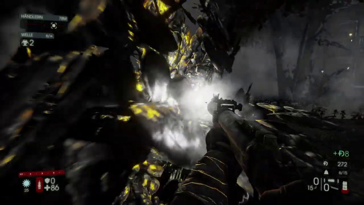 Killing Floor 2 Let`s Show Special Wellen Mode (Kein Komentar nur in Game sound)