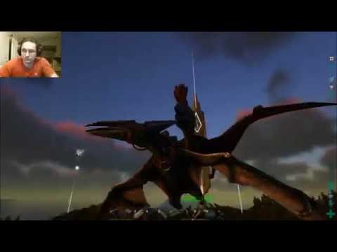ARK Big Bird Down! Quetzal Taming! (ep. 10)