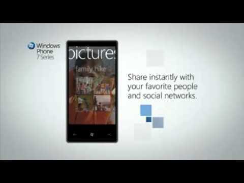Windows Phone 7 New Mobile Operating System Mobile Platform