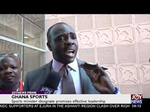 Ghana Sports - Joy Sports Prime (12-1-17)
