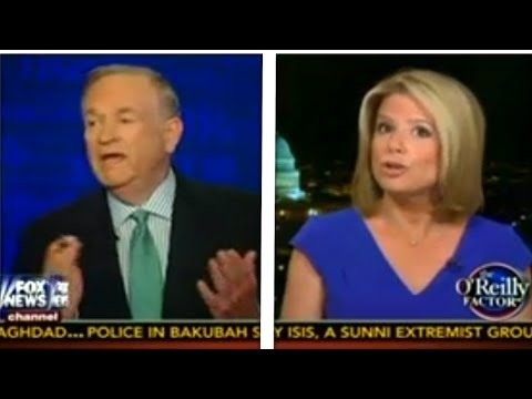 Bill O'Reilly Withers Under Devastating Point By Kirsten Powers
