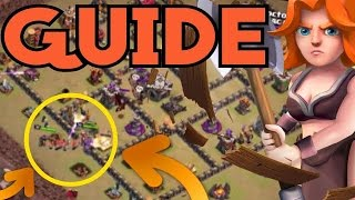 VALKYRIE GUIDE for LOW HEROES | Th9 | GoVaHo, Mass Valk, Queen Walk | Clash Of Clans