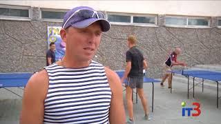 В Черноморске прошел турнир по настольному теннису