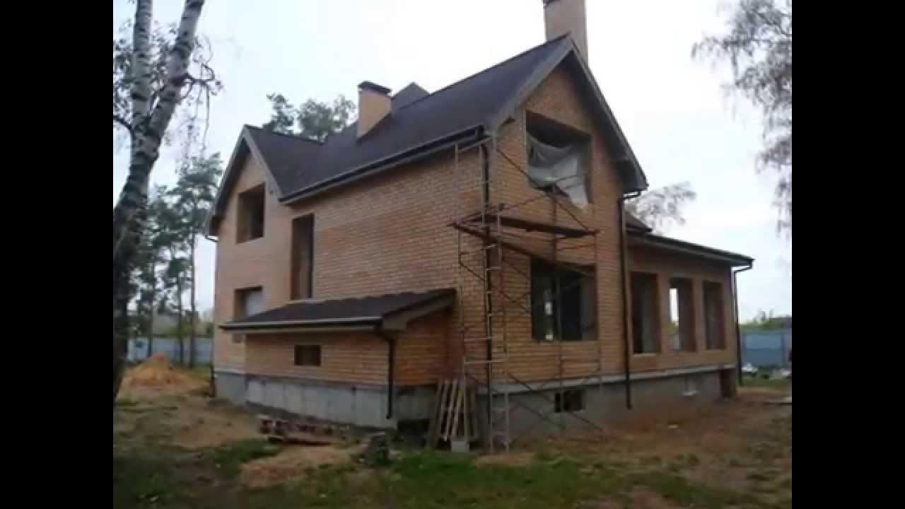 Строительство домов видео онлайн фото 204-342