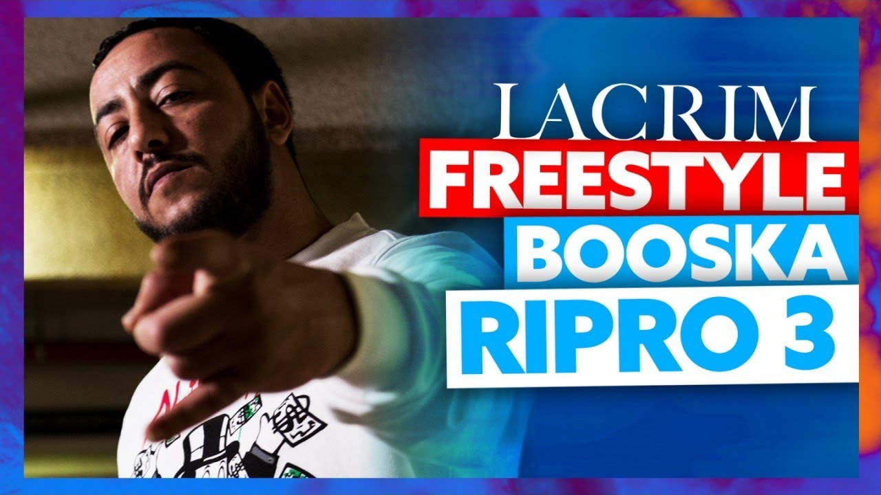 lacrim freestyle ripro 3