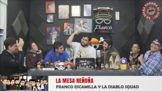 Franco Escamilla.- La mesa reñoña 71