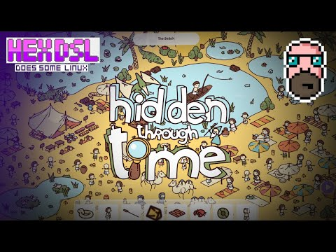 Hidden Through Time - Its a find it game folks |