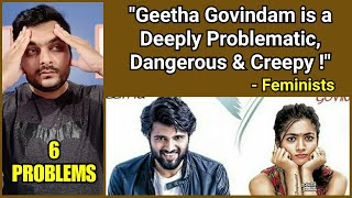 Geetha Govindam - Reply to Feminists | Spoiler Talk| Discussion, Analysis