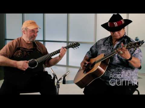 "Slack-Key Master Led Kaapana Performs ""Kolomona Slack Key"" (Acoustic Guitar Sessions)"