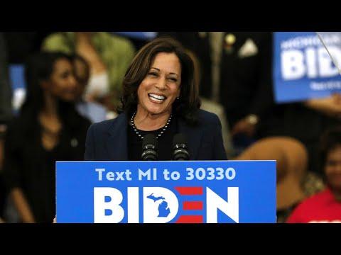 الانتخابات الرئاسية الأمريكية: جو بايدن يختار السناتورة كامالا هاريس صاحبة الأصول الأفريقية نائبة له  - نشر قبل 48 دقيقة