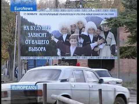 EuroNews - EN - Europeans:  a journey to South Ossetia