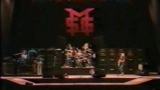MICHAEL SCHENKER GROUP Standard 1984 japan live.