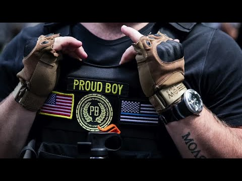 Oregon Governor 'incredibly worried' about Proud Boys rally