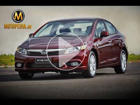 2014 Honda Civic review -  تجربة هوندا سيفيك - Dubai UAE Car Review by Motopedia.ae