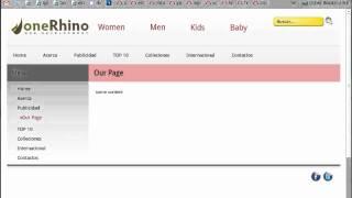 كيفية إنشاء صفحة ويب مع silverstripe