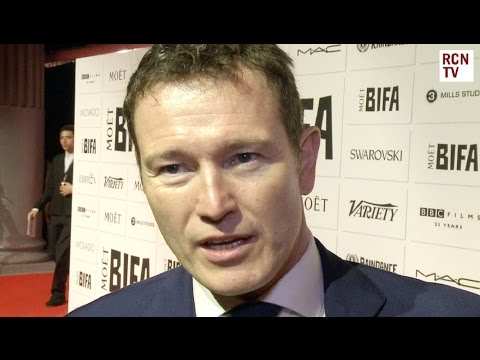 Nick Moran Interview British Independent Film Awards 2015