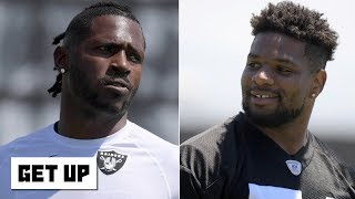 'Hard Knocks' is the 'worst damn thing' for the Raiders' season - Marcus Spears   Get Up