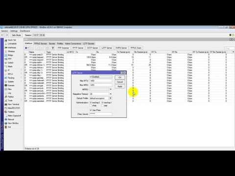 Config L2TP with IPSec Mikrotik ROS 6.34.3
