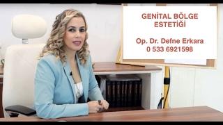 Genital Bölge Estetiği