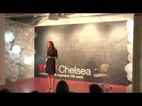 Drawing it Out: The Story Behind the Art: Sarah Goulet at TEDxChelsea