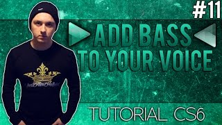 Video How To Add Bass To Your Voice in Adobe Audition CS6 - Tutorial #11 download MP3, MP4, WEBM, AVI, FLV April 2018