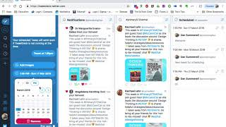 How I use TweetDeck for hosting Twitter Chats