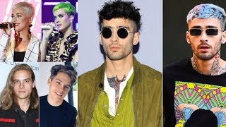 Must See Celebrity Hair Style Changes 2019