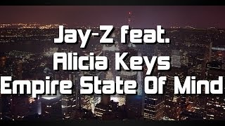 Jay-Z feat. Alicia Keys - Empire State Of Mind (piano cover)