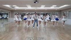 O sole Mio Line Dance (Beginner Level)