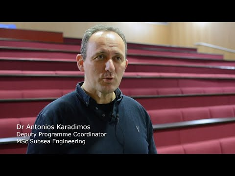 Energy Transition - MSc Subsea Engineering  |  University of Aberdeen
