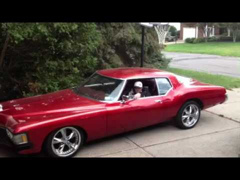 1973 buick riviera freshly bagged youtube. Black Bedroom Furniture Sets. Home Design Ideas